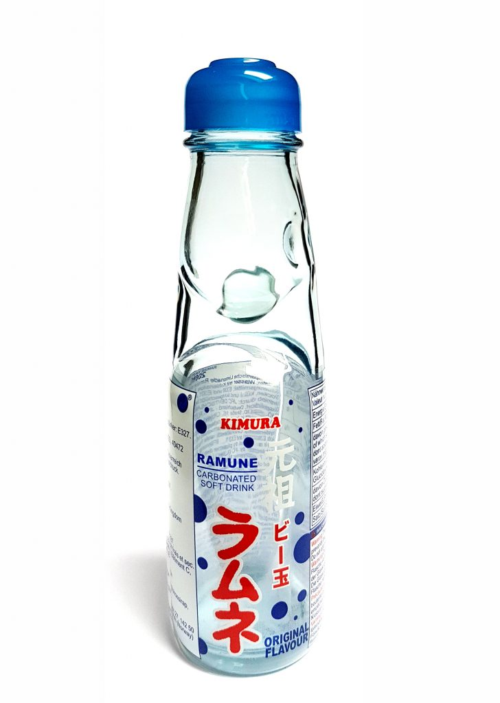 Ramune Codd Bottle